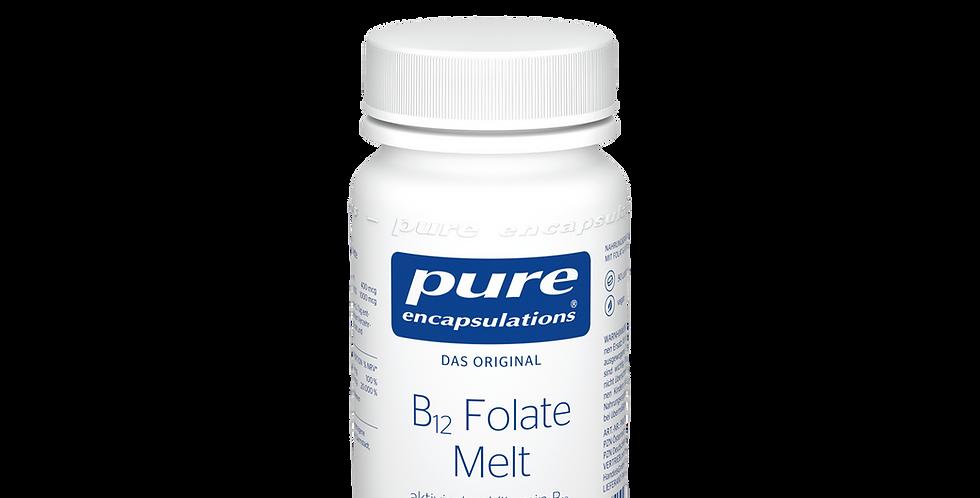 B12 Folate Melt  Комбинация витамина B12 и фолиевойкислоты