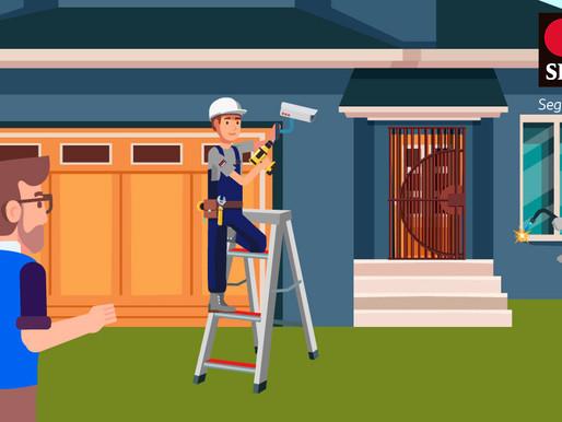 Mejora la seguridad en el hogar