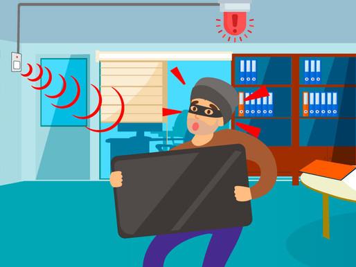 ¿Por qué tu negocio necesita alarmas de seguridad?
