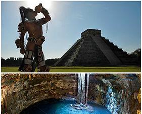 Chichen itza cenote ruinas tour