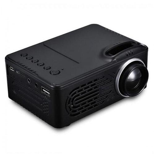 Mini Projetor Portátil 1080p HD Infokit - WD-814 HDMI
