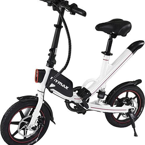 NOVA ! Bicicleta Eletrica Ebike Way 2.0 Aro 14 Pedal ate 25 KM