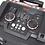Thumbnail: Caixa Amplificada Amvox ACA 1002 Trovão 1000 w