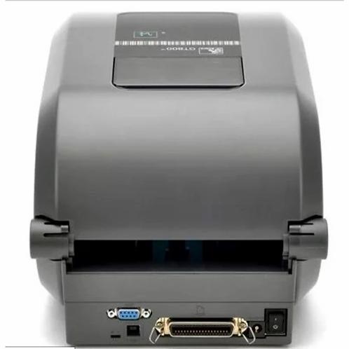 Impressora de Etiqueta Zebra Gt800 USB Serial Paralela Ethernet