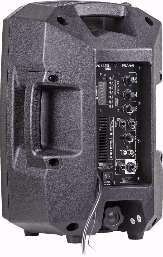 kit-caixa-som-frahm-ps8a-app-ps8p-usbblu