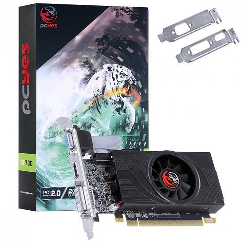 PLACA DE VIDEO NVIDIA GEFORCE GT 730 GDDR5 2GB