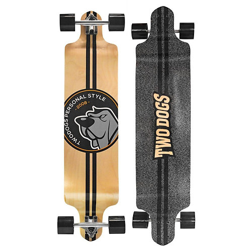 SKATE LONGBOARD LOW GRAVITY TWO DOGS - PERSONAL STYLE - TD-LB200