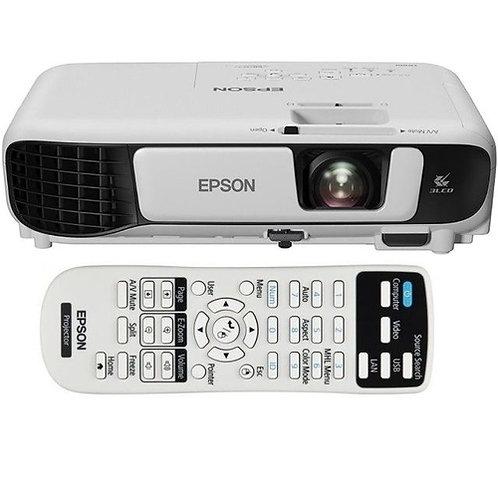 Projetor Epson PowerLite W42+ 3600 lumens