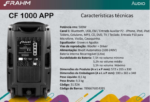 caixa-de-som-amplificada-portatil-cf-100