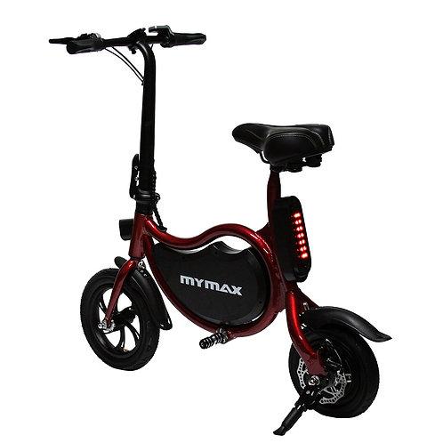 Imperdível ! Bicicleta Eletrica E-Bike 350W Modelo Enjoy Vermelho