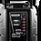 Thumbnail: CAIXA DE SOM MULTIUSO AMPLIFICADA USB/SD/FM/BT + MIC 15 '' Bateria interna