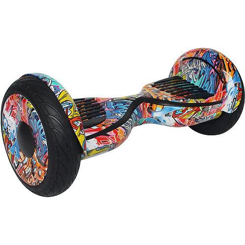 Hoverboard 10polegadas Skate Elétrico Street Bateria Samsung
