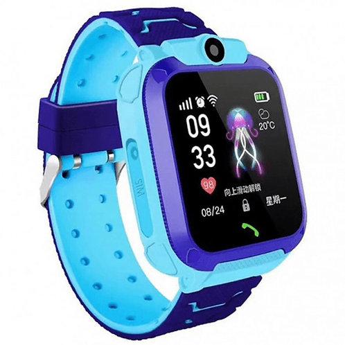 Pulseira Smartwatch INFANTIL Bluetooth Com Câmera - Control de crianças.