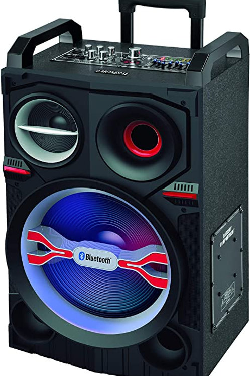 Caixa Amplificada Connect Pro, CM-13, 400W, Bluetooth/USB / fm
