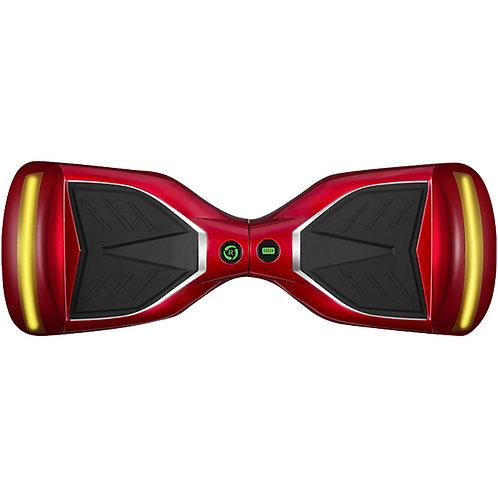 Hoverboard 8 pol Skate Elétrico Flash Bateria Samsung Flash