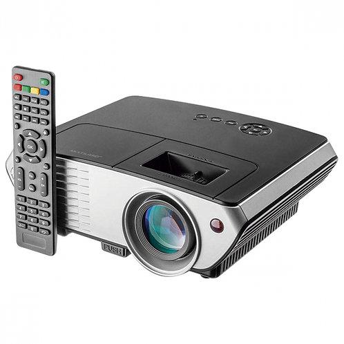 PROJETOR 2000 LUMENS FULL HD 1080P ATÉ 120 POLEG.