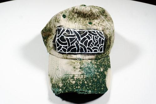 Custom Destressed Hat