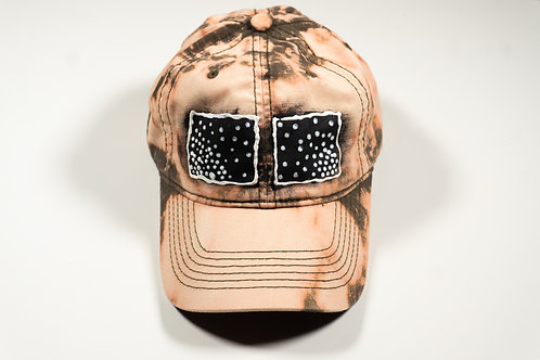 Custom Destressed Hat