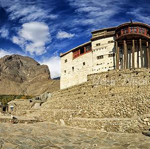 Baltit Fort - Gilgit Baltistan region