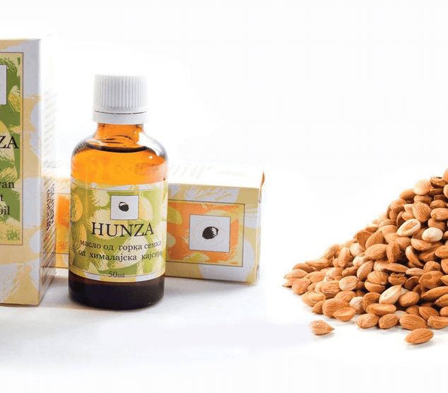 Hunza ulje 50ml