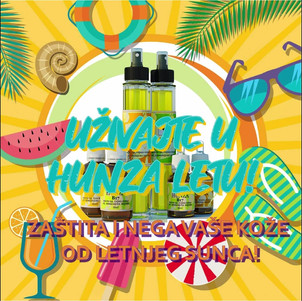 Hunza summer