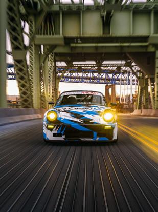 K-swapped Porsche
