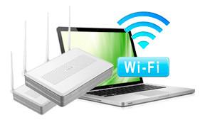 Wi-Fi сети и их настройка