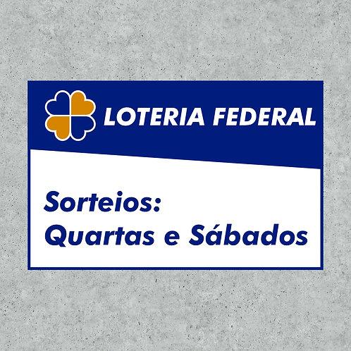 Placa Federal