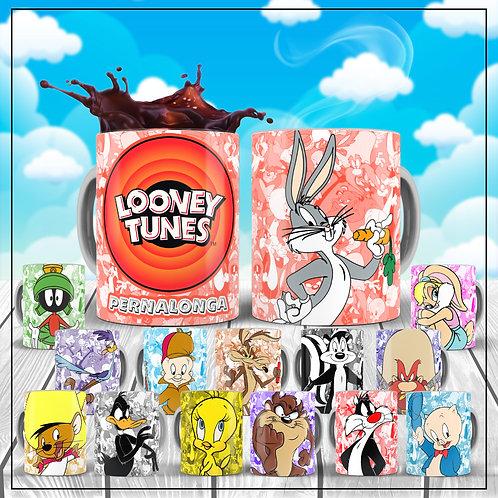 Caneca Looney Tunes