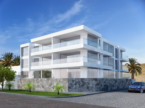 Edificio La Carabela, Punta Hermosa