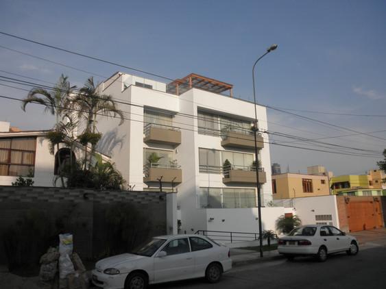 Edificio Montenor, San Borja