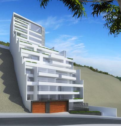 Edificio Horizonte, Casuarinas