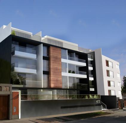 Edificio Arantxa 2, Surco