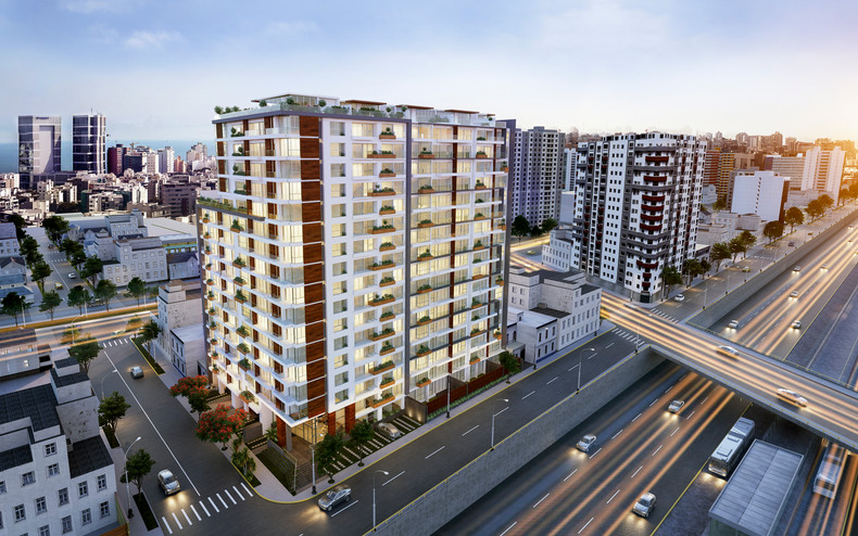 Edificio Homelife, Miraflores