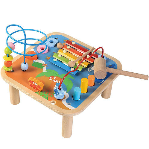 Wooden Multi Activity Table