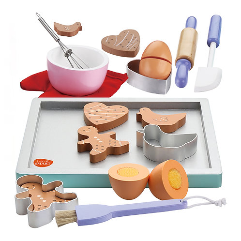 My Baking Cookie Set with Glove
