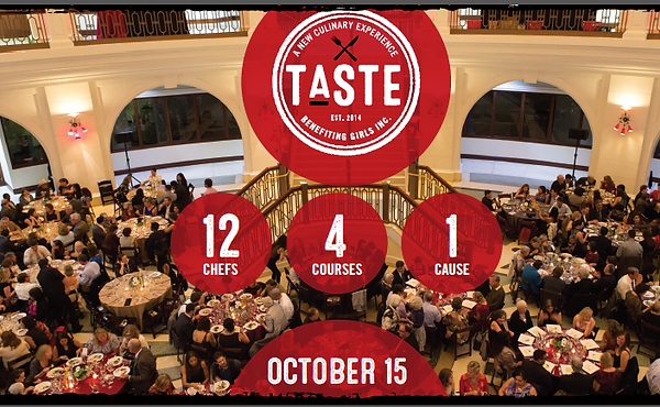 Girls Inc. Taste 2016