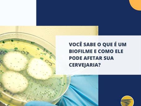 Você sabe o que é um biofilme e como ele pode afetar sua cervejaria?