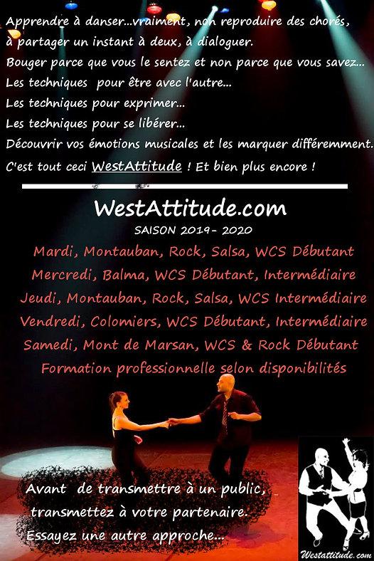 planning annuel westattitude