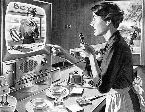 Le nouvelles tecnologies c'est chouette !