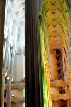 Light - Sagrada Familia, Barcelona