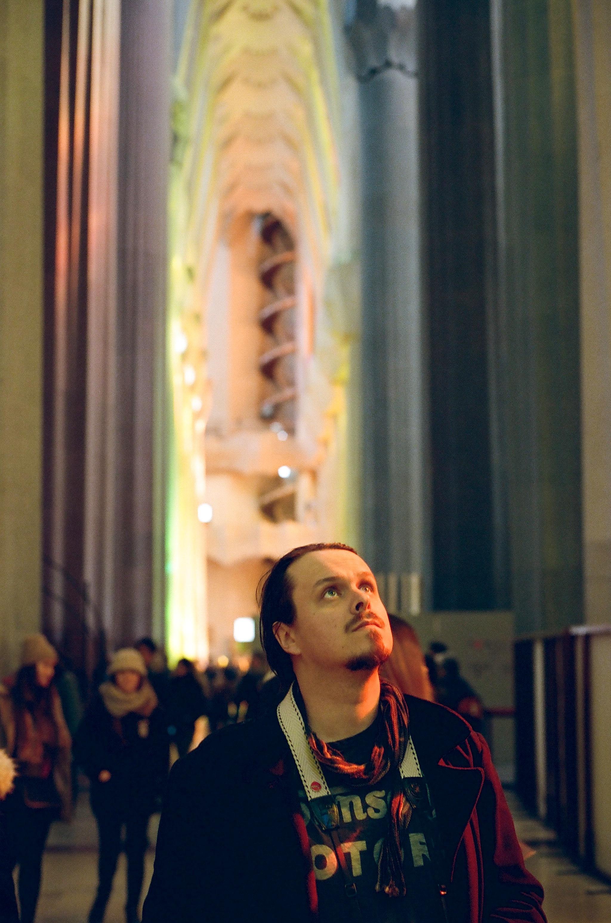 Will - Sagrada Familia, Barcelona
