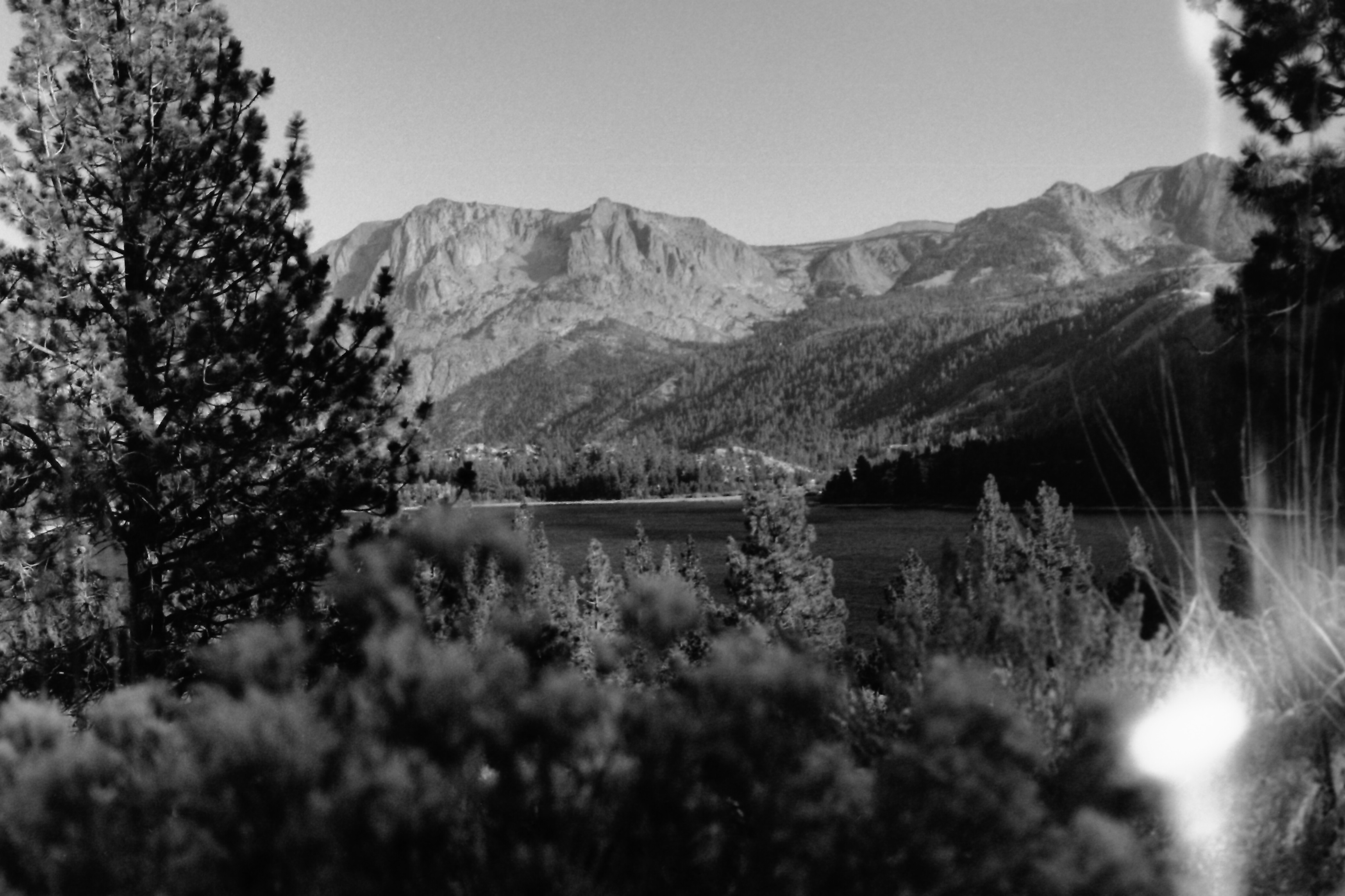 June Lake - Mono County, CA