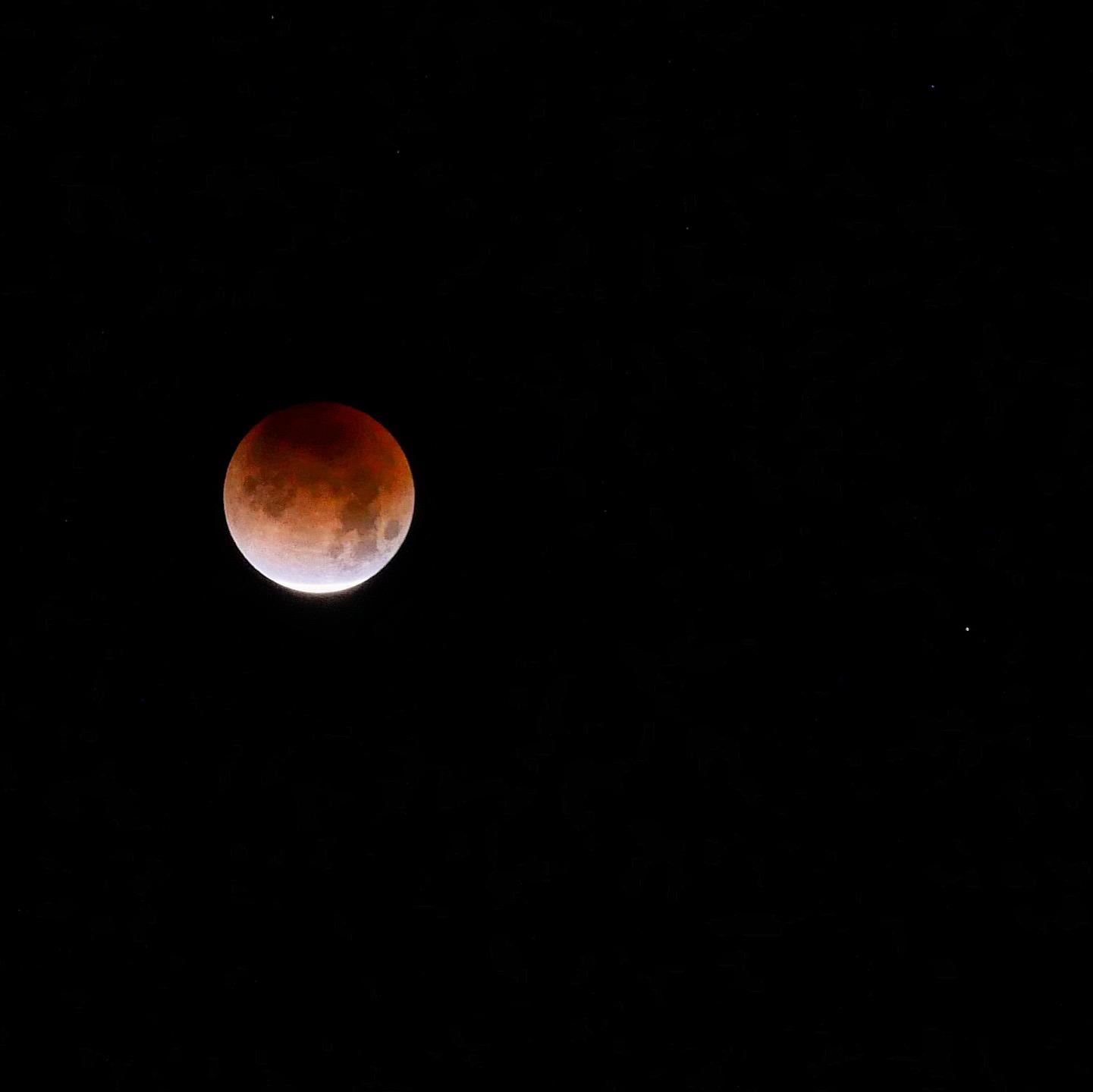 Super Blue Blood Moon - Jan 2018