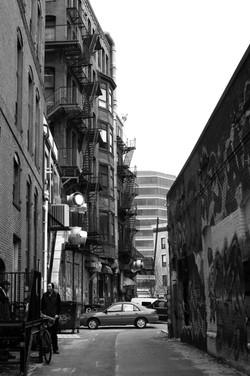 Alley - Portland, ME