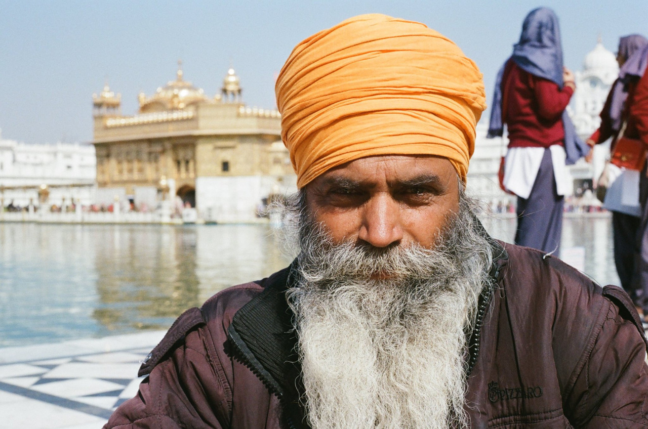 Sikh - The Golden Temple, India