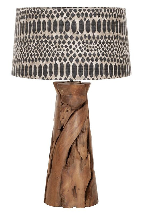 MUST LIVING, Lampe Jungle tribal large