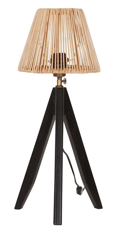 MUST LIVING, Lampe  Montecristo  BLACK