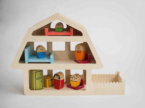 Shrimplet House