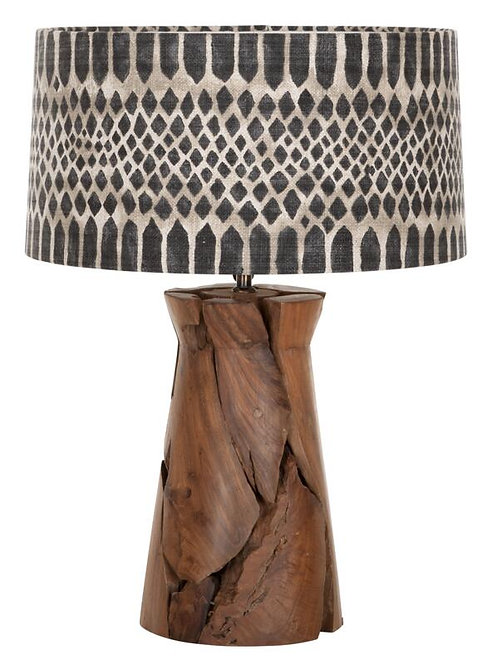 MUST LIVING, Lampe Jungle tribal small